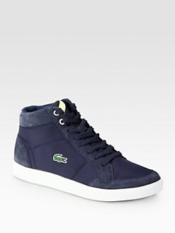 Lacoste - Mid-Top Sneakers