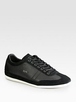 Lacoste - Leather Dress Sneakers
