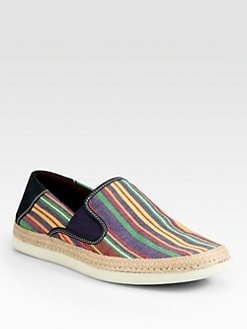 UGG Australia - Wilton Canvas Slip-Ons