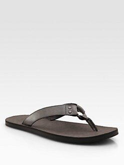 Bottega Veneta - New Vintage Flip Flops