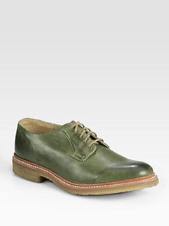 Frye - James Crepe Oxfords