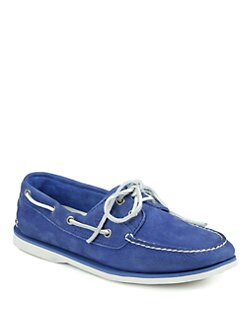 Timberland Earthkeepers - Classic Two-Eye Boat Shoes