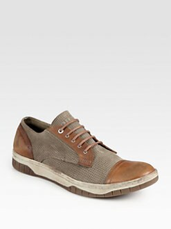 Diesel - Leather Lace-Ups