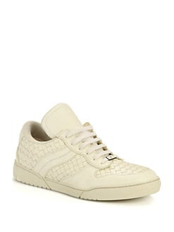 Bottega Veneta - Speedster Leather Sneakers