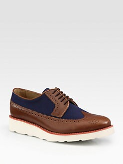 The Generic Man - Wingman Wingtips