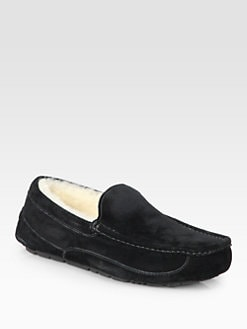 UGG Australia - Ascot Suede Slippers