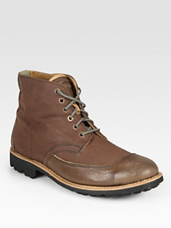 Timberland Boot Company - Mudlark Lace-Up Boots