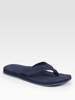 UGG Australia - Suede Flip Flops