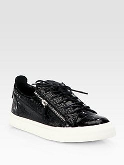 Giuseppe Zanotti - Double-Zip Sneakers