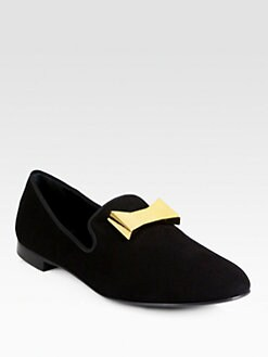 Giuseppe Zanotti - Smoking Slippers