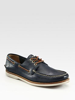 Frye - Sully Boat Shoe