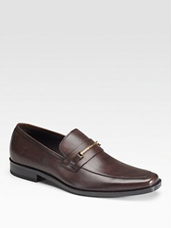 BOSS Black - Carl Bit Dress Loafers