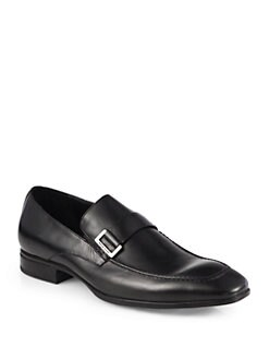 BOSS Black - Versio Leather Loafers
