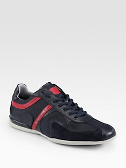 Boss Orange - Seamon Lace-Up Sneakers