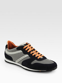 Boss Orange - Orlet Lace-Up Sneakers