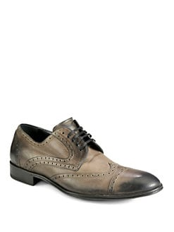 Dolce & Gabbana - Lace-Up Wingtip