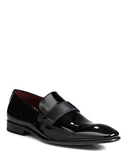 BOSS Black - Mellion Slip-On Formal Shoes