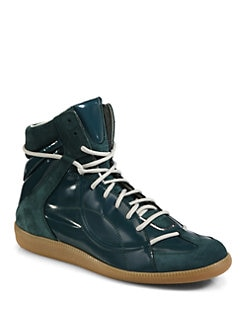 Maison Martin Margiela - High-Top Sneakers