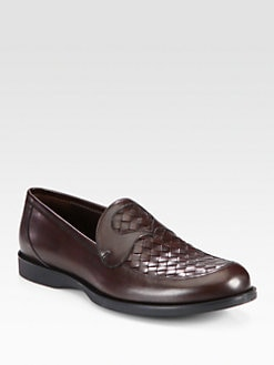 Bottega Veneta - Leather Loafer