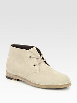 Bottega Veneta - Spritz Suede Boot