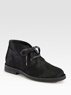 Bottega Veneta - Pony Hair Desert Boot