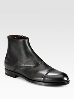 Bottega Veneta - Captoe Chelsea Boot