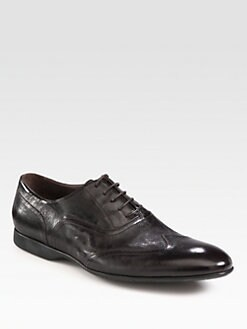 Paul Smith - Ronson Travel Wingtip Oxford