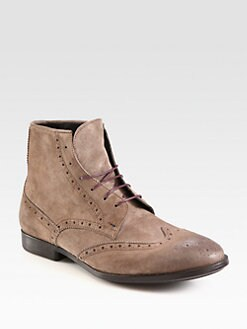 Paul Smith - Columbia Travel Brogue Boot