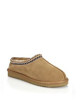 UGG Australia - Tasman Suede Slippers