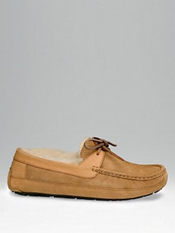 UGG Australia - Byron Suede Slippers