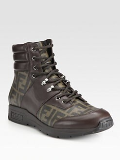 Fendi - Zucca Trekking Boot