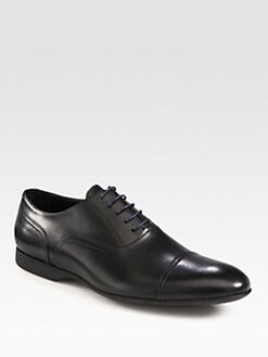 Paul Smith - Clapton Leather Oxfords