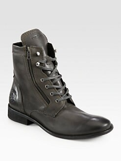 Diesel - Leather Miliboot