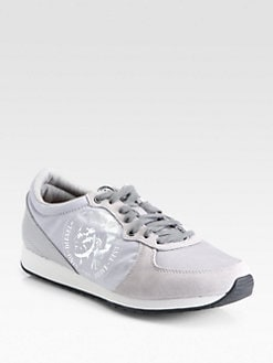 Diesel - Great Era A-Head Lace-Up Sneakers