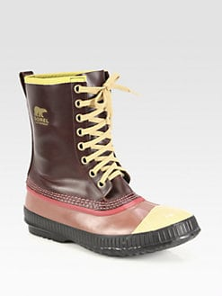 Sorel - Sentry Leather Boots