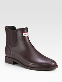 Hunter - Chet Rubber Chelsea Boot