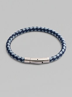Saks Fifth Avenue Men's Collection - Leather Bracelet