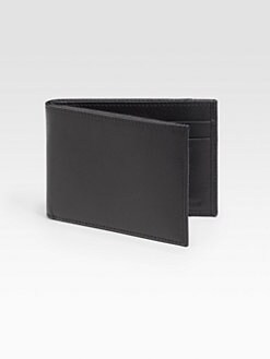 Saks Fifth Avenue Men's Collection - Slimfold Wallet