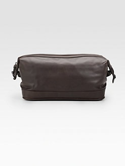 Saks Fifth Avenue Men's Collection - Leather Travel Kit
