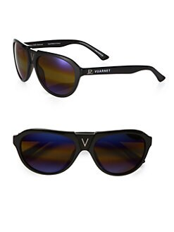Vuarnet - Resin Aviator Sunglasses