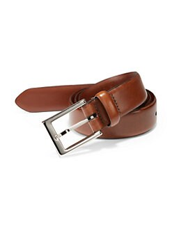 Saks Fifth Avenue Collection - Leather Belt