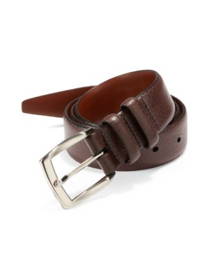 COLLECTION Tumbled Leather Belt