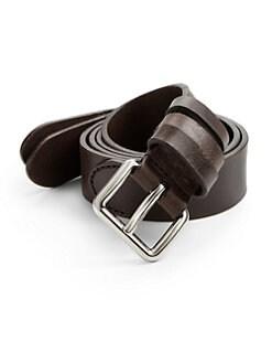 Prada | Men - Accessories - Belts - Saks.com