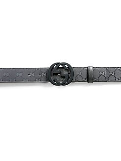 Gucci - Interlocking G Belt