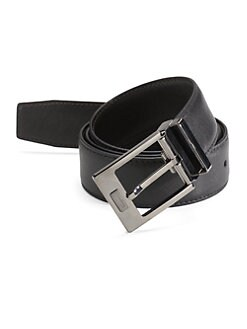 Salvatore Ferragamo - Double-Sided Belt