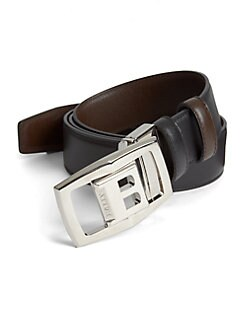 Bally - Reversible Leather Belt