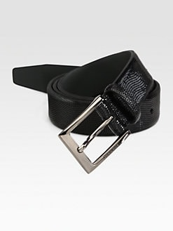 BOSS Black - Casandro Textured Belt