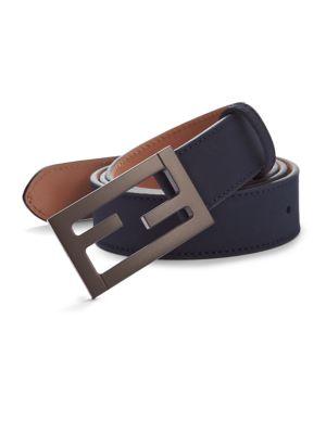 Icon Leather Belt