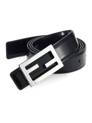 Reversible Skinny Belt
