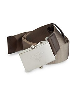 Prada - Nylon Belt